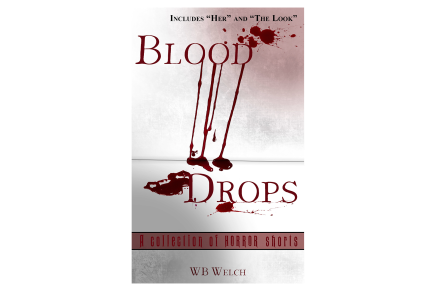 Blood Drops Now Available on Kindle and in Paperback