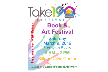 Take 190 Book and Art Festival
