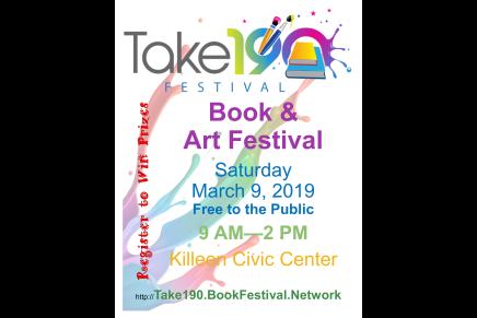 Take 190 Book and ArtFestival