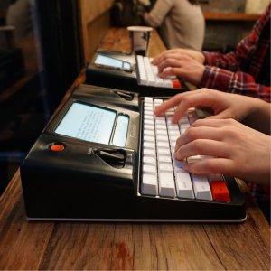 Astrohaus Typewriter Image