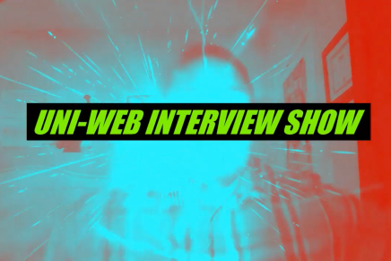 Video Interview: Matt Whiteside of Uniweb Productions Interviews WB Welch