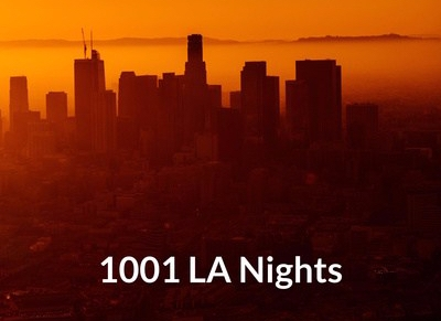 An Podcast Interview for 1001 LA Nights