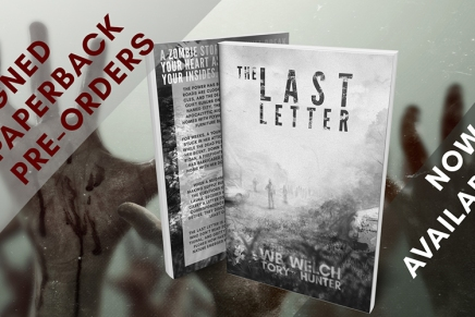 Signed Paperback Edition Pre-Orders Now Available | LIMITEDQUANTITY